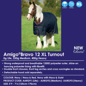 amigo-bravo-12-xl-turnout